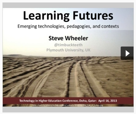 Learning with 'e's: Learning futures | APRENDIZAJE | Scoop.it
