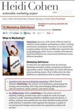 Professional Online Publishing: New Media Trends, Communication Skills, Online Marketing - Robin Good's MasterNewMedia | iEduc | Scoop.it