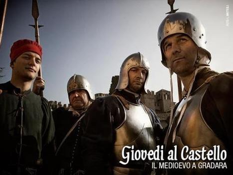 Giovedì al Castello, tornare nel Medioevo a Gradara nelle Marche | Le Marche un'altra Italia | Scoop.it