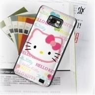 Sweet Hello Kitty Samsung Galaxy S2 I9100 case | Apple iPhone and iPad news | Scoop.it