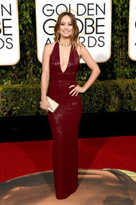 Get the look with L'Oreal Paris, Golden Globes edition: Olivia Wilde | Fashion & Beauty | Scoop.it