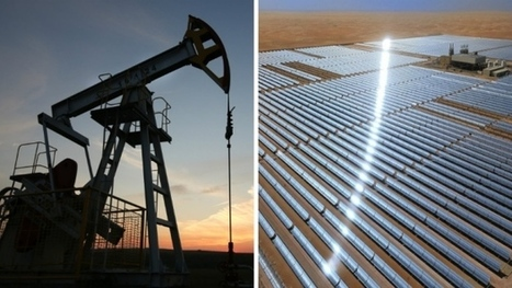 Fossil fuel decline could be 'faster than expected,' government think-tank warns | Educational Discourse | Scoop.it