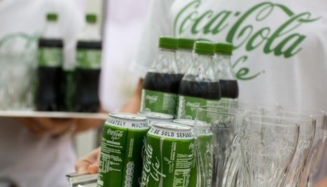 Coca-Cola Life à la stévia : excellent sur le plan marketing, pas sur le plan nutritionnel | Economie et politique | Scoop.it