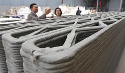 Des maisons de 200m2 imprimées en 3D pour 4 300€ ! et à partir de déchets de constructions ! | Fransoix's Musings - Les intérêts de Fransoix | Scoop.it