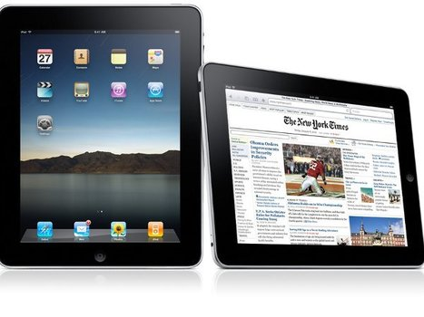 Survey: iPad users like their iPads more over time - VatorNews | Publishing Digital Book Apps for Kids | Scoop.it