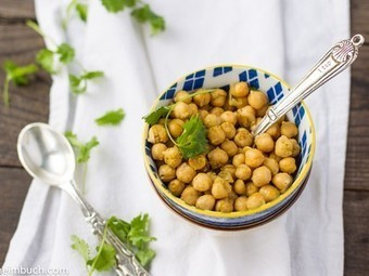 Simple and healthy curried chickpeas [Vegan] : TreeHugger | Recipes | Scoop.it