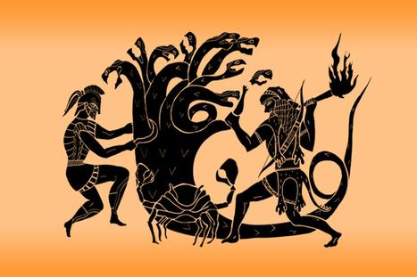Los doce trabajos de Heracles | Mitología clásica | Scoop.it