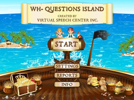 WH-Questions App | Speech and Language Therapy Apps | Scoop.it