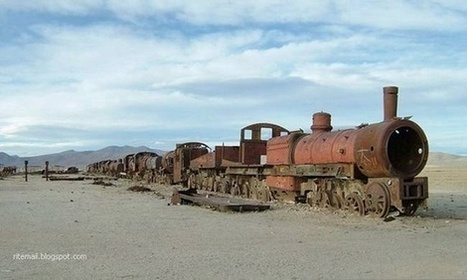 Decay & Desolation | Modern Ruins | Scoop.it