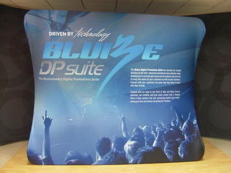 waveline two displays | All Star Displays (Trade Show Stands Exhibition Displays) | Scoop.it