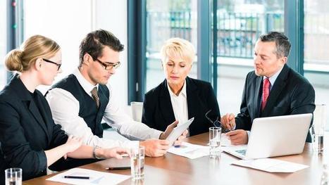 Quatre cadres sur dix veulent quitter leur entreprise | Recrutement et RH 2.0 l'Information | Scoop.it