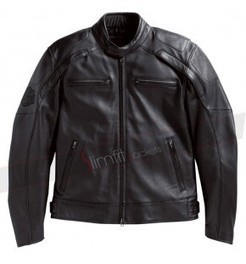 Harley Davidson Reflective Skull Jacket | Motorcycle Leather Jackets For Men and Women | Scoop.it
