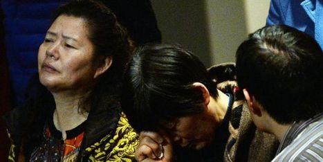 Boeing 777 disparu : les familles épuisées, entre espoir et résignation - metronews | Vol MH370 | Scoop.it