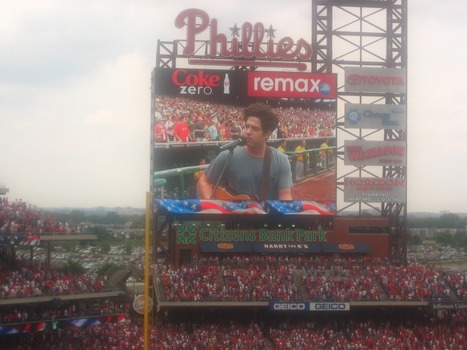This Week at Citizens Bank Park (June 24-30)   Johnny Miles Music   Scoop.it