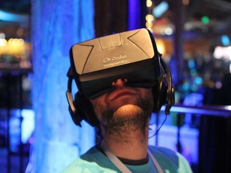 Oculus Rift Will Finally Go On Sale To Consumers Next Year | 3D Virtual Worlds: Educational Technology | Scoop.it