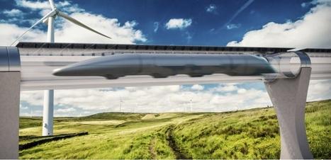 La SNCF miserait-elle sur l'Hyperloop dans un futur pas si lointain ? - Made In Marseille | Stop TGV Coudon et la LGV PACA | Scoop.it