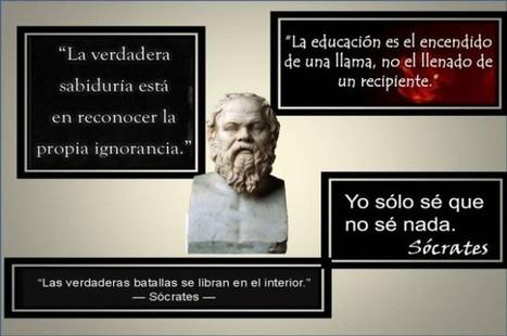 Sócrates, maestro de maestros | Mundo Clásico | Scoop.it