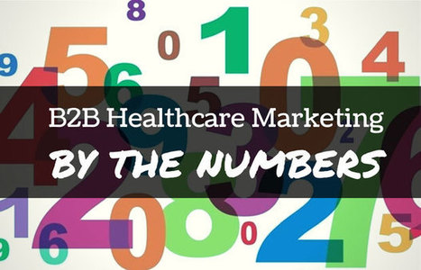 B2B Healthcare Marketing by the Numbers | Health Care Social Media And Digital Health | Scoop.it