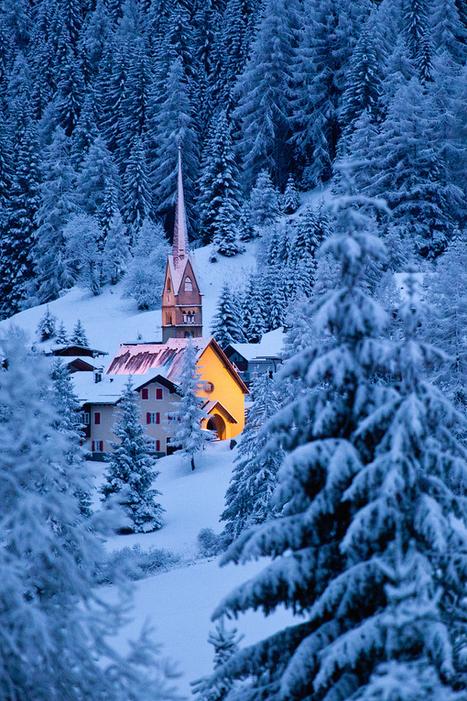 30 Gorgeous Photos That Capture The Winter Holidays | Top Design Magazine - Web Design and Digital Content | photo-graffiti | Scoop.it