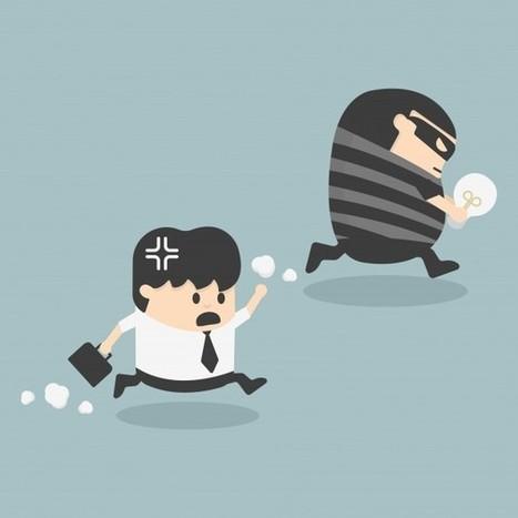 Wat doe jij als iemand er met je creatie vandoor gaat? | Zoekmachine Marketing | Scoop.it