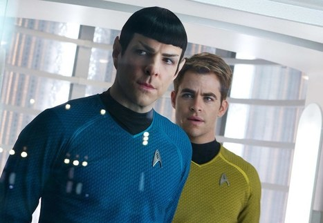 Storytelling Power: 50 Things That Happened Because of Star Trek | Just Story It! Biz Storytelling | Scoop.it