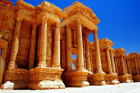 Syria's art heritage: Forgotten victims of the conflict - The Voice of Russia   Ancient Art   Scoop.it