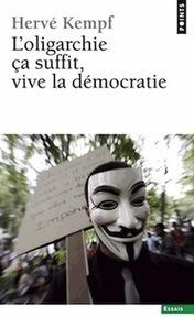 L'oligarchie ça suffit, vive la démocratie - Reporterre   Liberté et anonymat sur le net   Scoop.it
