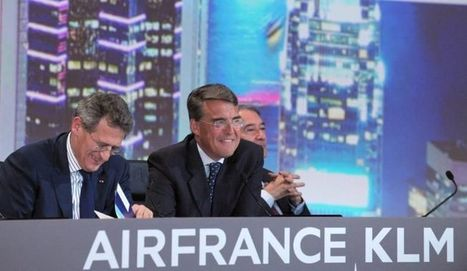 Air France-KLM: trafic de juin en hausse, mais recette en baisse - Libération   Air France   Scoop.it