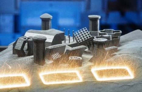 Impression 3D métal : le segment le plus dynamique de l'industrie de la fabrication additive | FabLab - DIY - 3D printing- Maker | Scoop.it