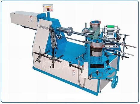 PAPER CORE & TUBE MAKING MACHINERY | SODALTECH - Paper Conversion Machinery | Scoop.it