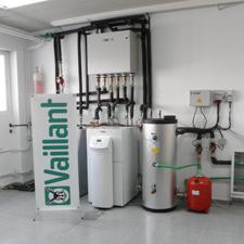 Proyecto de innovación sobre bombas de calor geotérmica | Energías Renovables o alternativas | Scoop.it