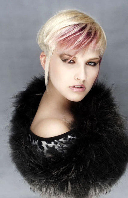 25 Short Hair Color Trends 2012 – 2013 | Short Hairstyles Trendy | How To Love Your Hair (Care!) | Scoop.it