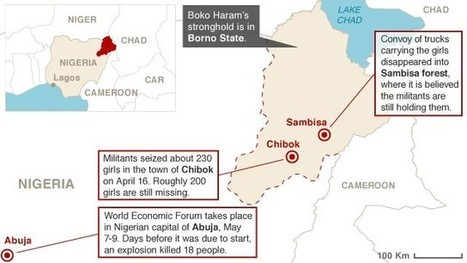 'I will sell them,' Boko Haram leader says of kidnapped Nigerian girls | Geography | Scoop.it