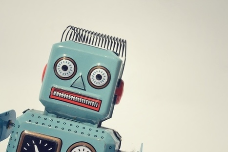 The robots are coming for your job! Why digital literacy is so important for the jobs of the future | Professional development of Librarians | Scoop.it