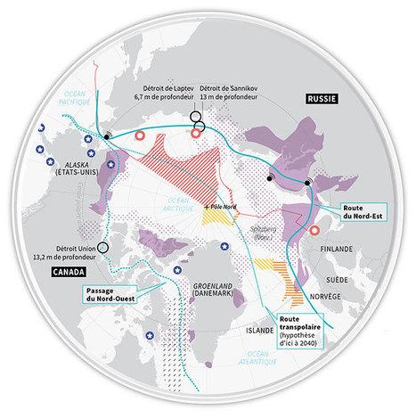 Climat : 5 cartes pour comprendre les enjeux géopolitiques - Le Monde | HISTORIA Y GEOGRAFÍA VIVAS | Scoop.it