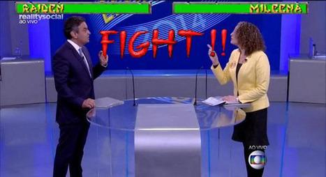 As 100 melhores reações ao debate entre presidenciáveis - youPIX | World Wide Web | Scoop.it