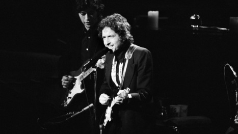 Bob Dylan has won the Nobel prize in literature | A Kind Of Music Story | Scoop.it