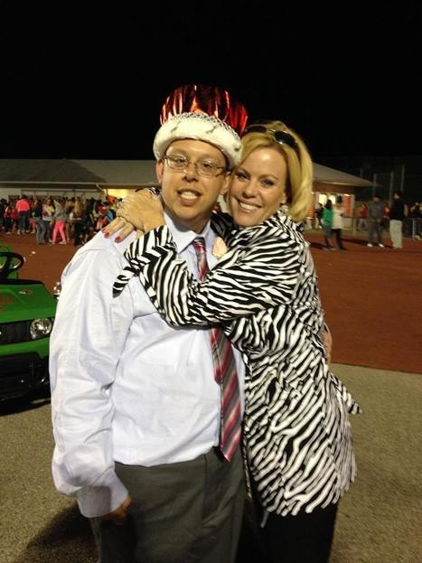 Brett Crowned Homecoming King! | Williams syndrome | Scoop.it