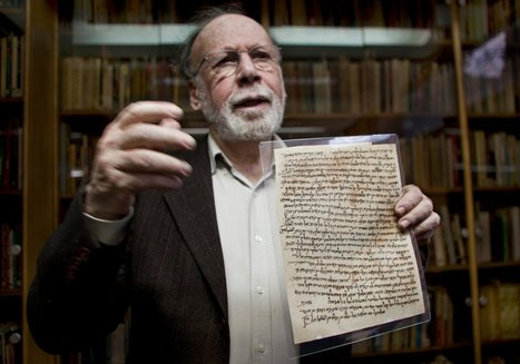 Documents Illuminate Jewish Life in Ancient Muslim Empire   Southmoore AP Human Geography   Scoop.it