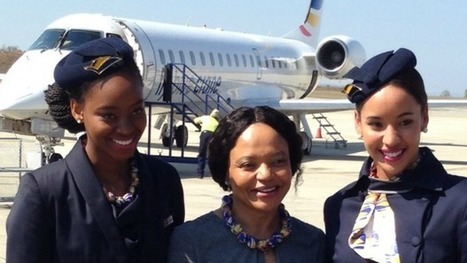 South Africa's First Female-Owned Airline Goes International   Womenabling News   Scoop.it