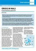 Crisis in Mali | International Alert | Conflict transformation, peacebuilding and security | Scoop.it