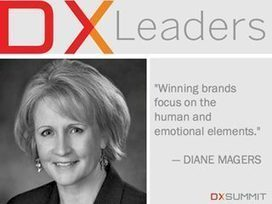DX Leaders: 'Bring Human Emotion to Customer Experience Design' | Customer Experience, Satisfaction et Fidélité client | Scoop.it