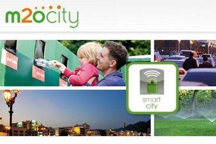 Mairies 4.0 : M2ocity connecte les poubelles d'Angers, la ville des objets connectés | Médias sociaux et tourisme | Scoop.it