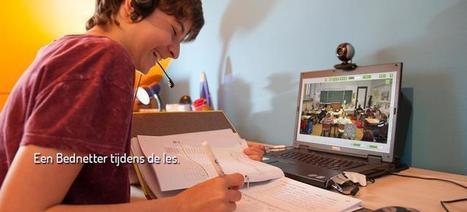 Bednet, synchroon internetonderwijs | Inclusive Education | Scoop.it