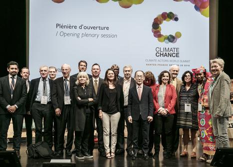 Climat : à la veille de la COP 22, il faut «des actes» | CIHEAM Press Review | Scoop.it