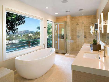 5 Top Notch Ideas To Have An Elegant Bathroom Shower | Shower enclosures | Scoop.it