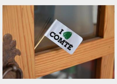 Du comté à la table de la reine du Danemark | The Voice of Cheese | Scoop.it