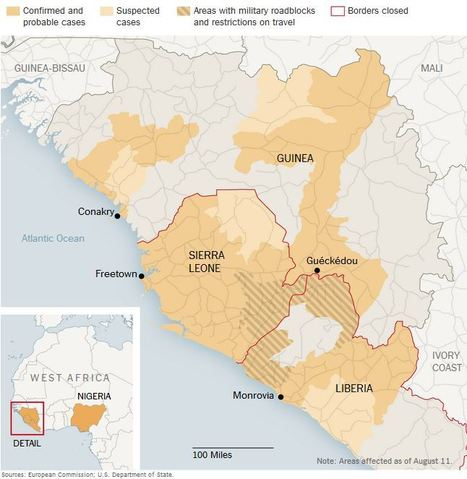 What You Need to Know About the Ebola Outbreak | Navigate | Scoop.it