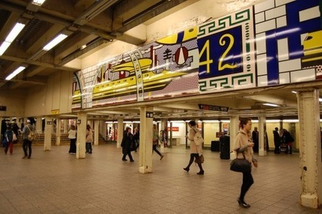An App For Finding NYC Subway Art | Art Integrating Technology | Scoop.it
