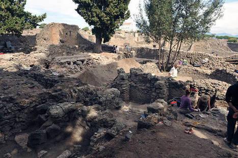Recuperan las termas más antiguas de Pompeya | Mundo Clásico | Scoop.it